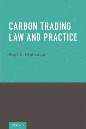 Carbon Trading Law and Practice mages